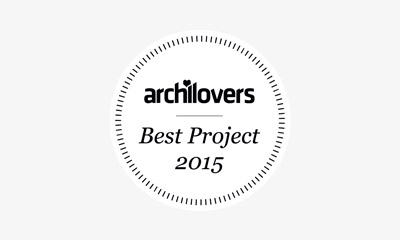 Logo of Archilovers Best Project 2015