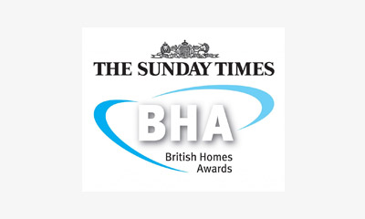 Logo of The Sunday Times British Homes Awards