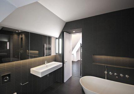 Cascade House, new bathroom