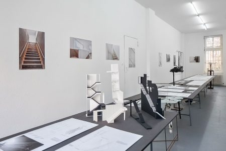 Sensitive Geometries exhibition