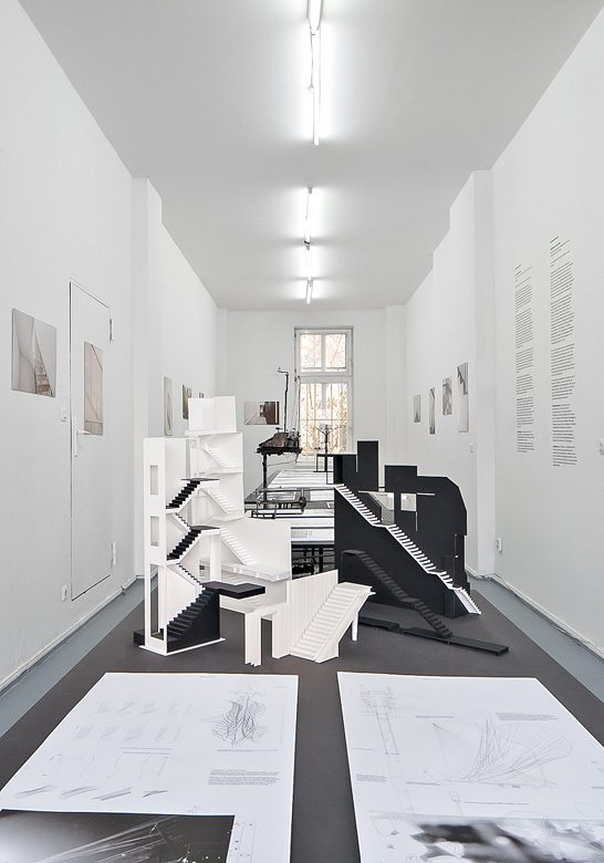 Sensitive Geometries exhibition