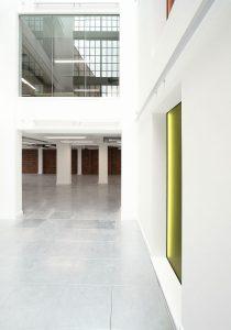 internal office atrium