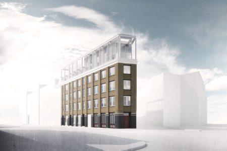 Apex Apartments, visual of exterior