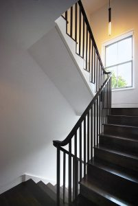 Clifton Hill House, staircase