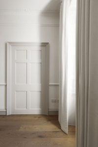 Chandos Street, internal panelled door