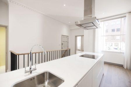Chandos Street, new kitchen