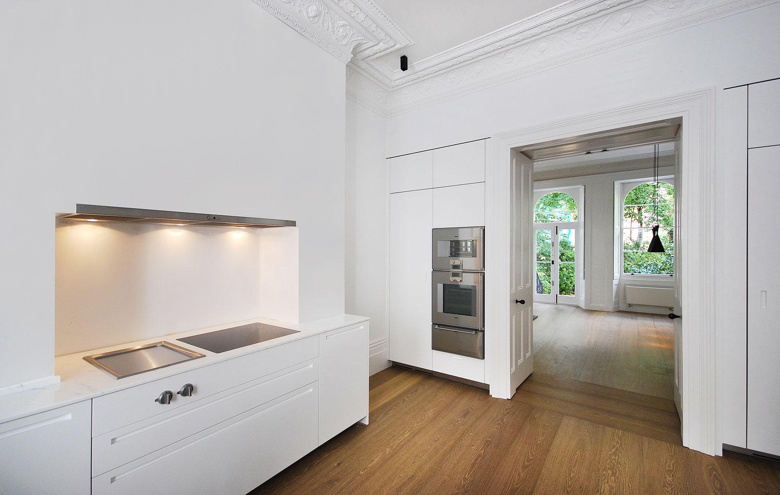 Park House, kitchen