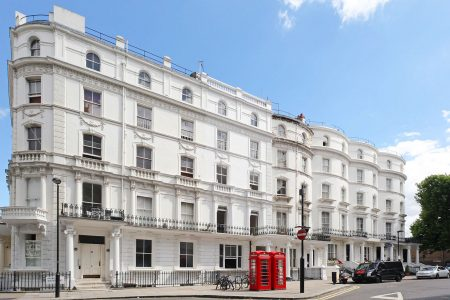 Prince's Square Apartments, exterior