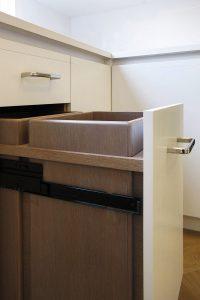 Kitchen detail Argyll House
