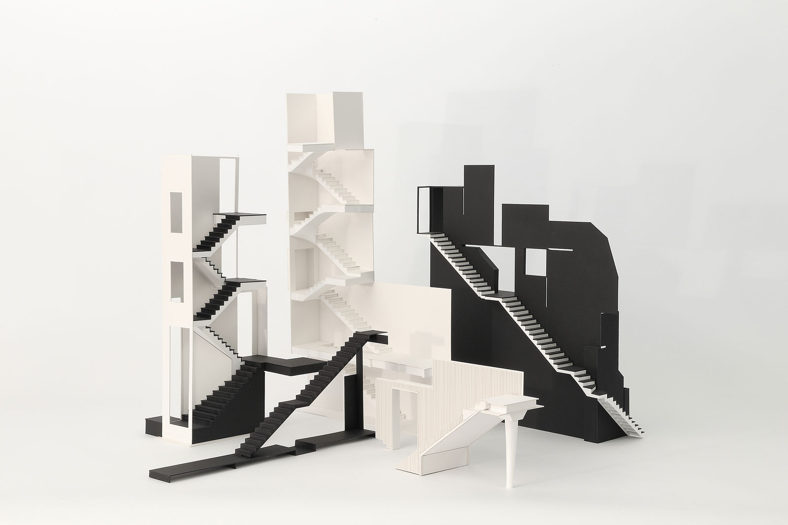 Staircase models