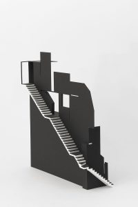 Staircase model of Cascade House