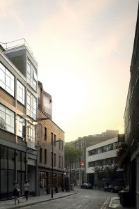 Srutton Street, street view