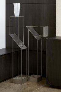 Twisted Plinths