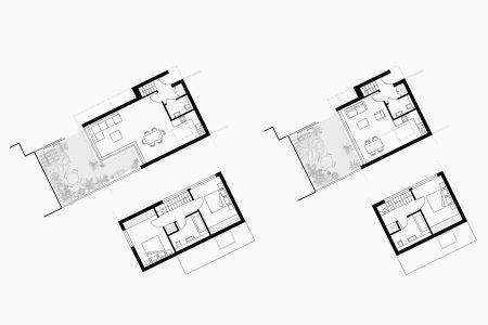 Victoria Park Village house floor plans