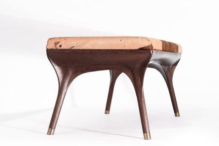 Zoomorph, bespoke bench