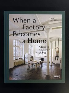 Book cover: When a Factory Becomes a Home