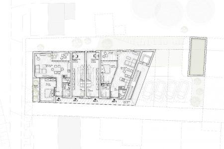 Rostocker Strasse frist floor plan