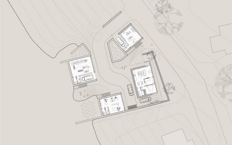 Flexible Housing: lower floor of proposal