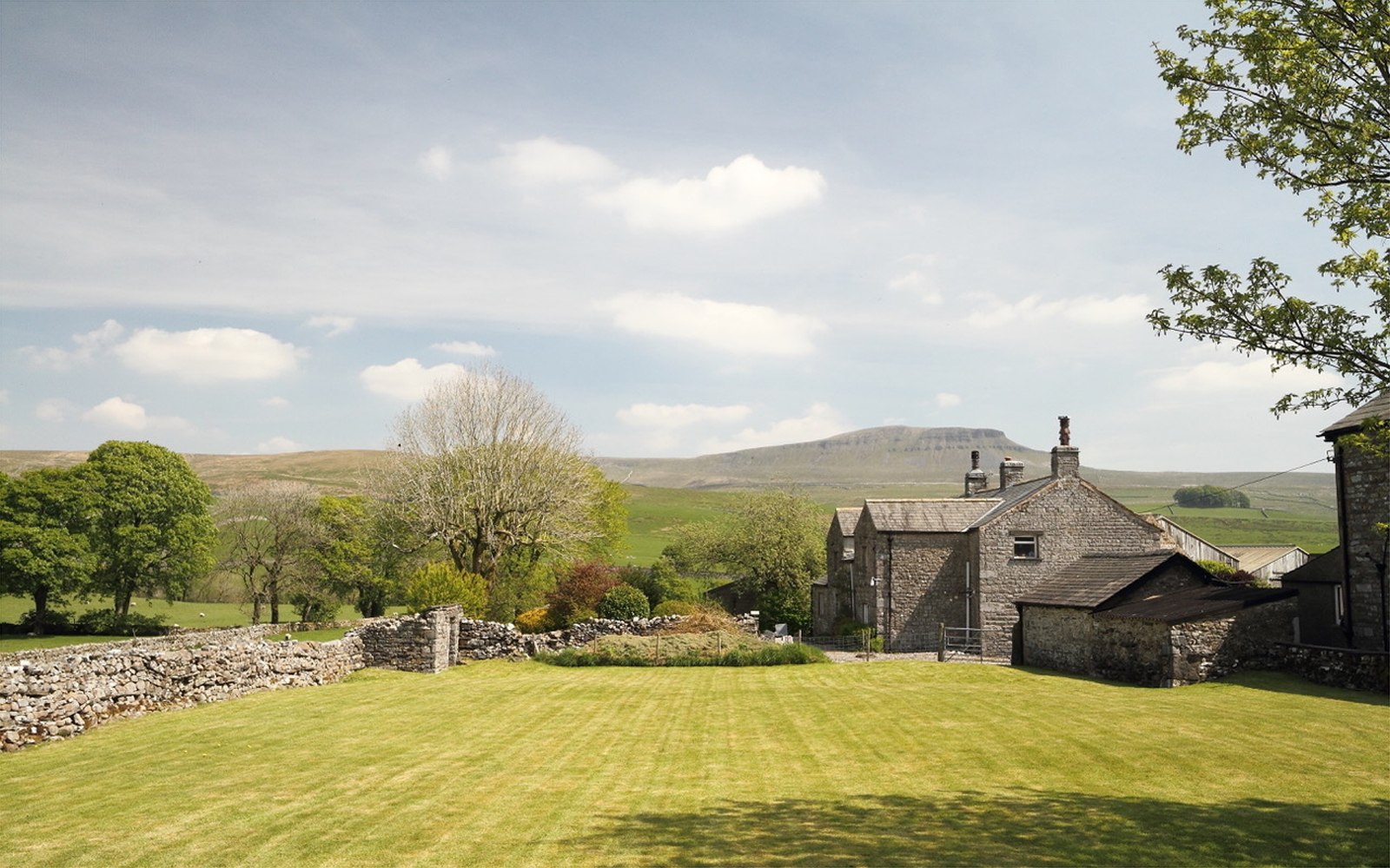 site photo, Horton-in-Ribblesdale