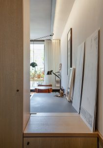 Whittington Estate Apartment: study