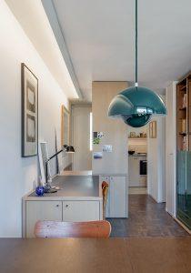 Whittington Estate Apartment: study