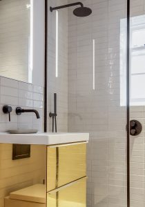 Highbury Apartment: bathroom
