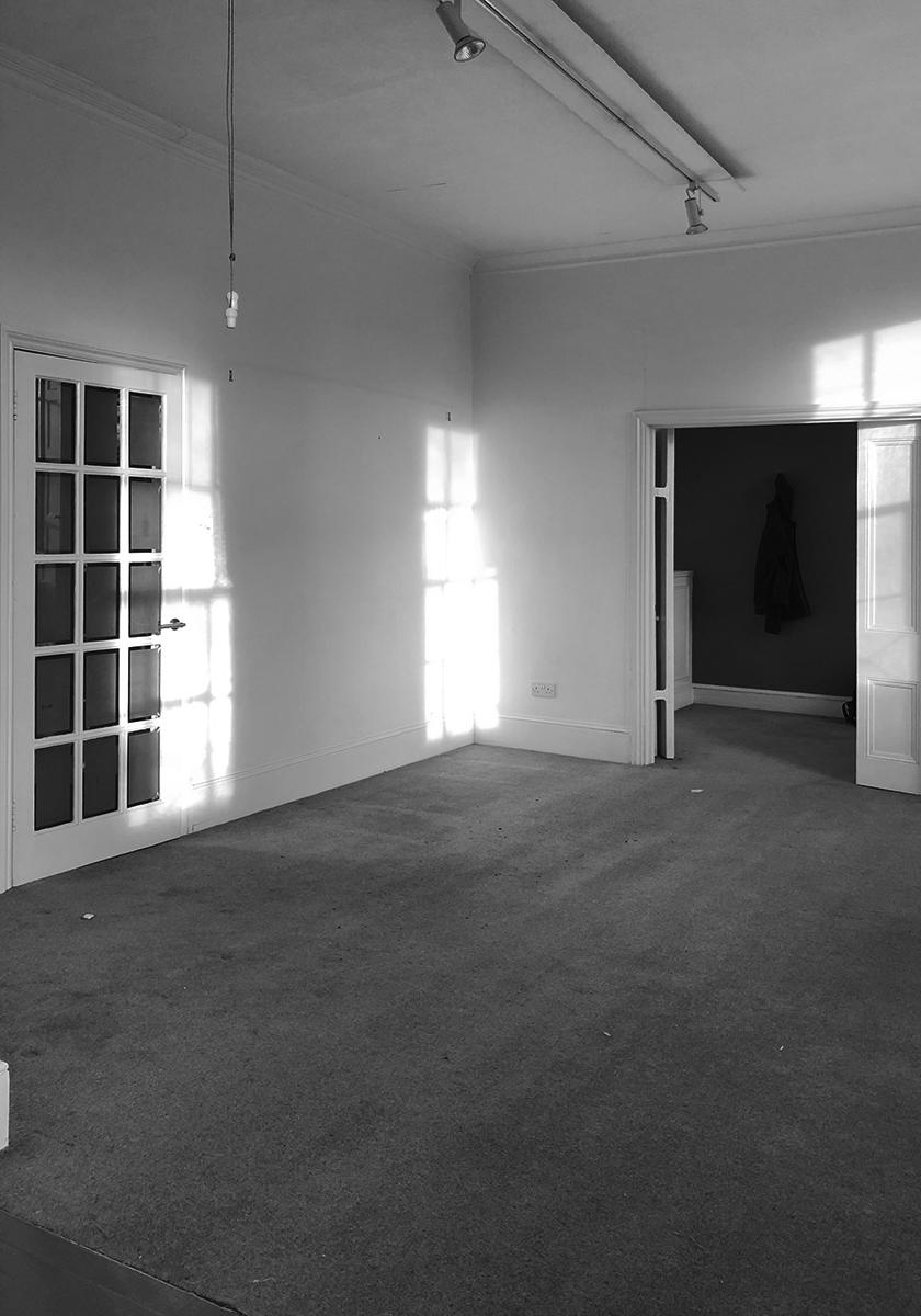 Highbury Apartment: before refurbishment