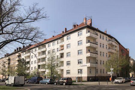 Dachausbau Trellerborger Straße 1, Bestand