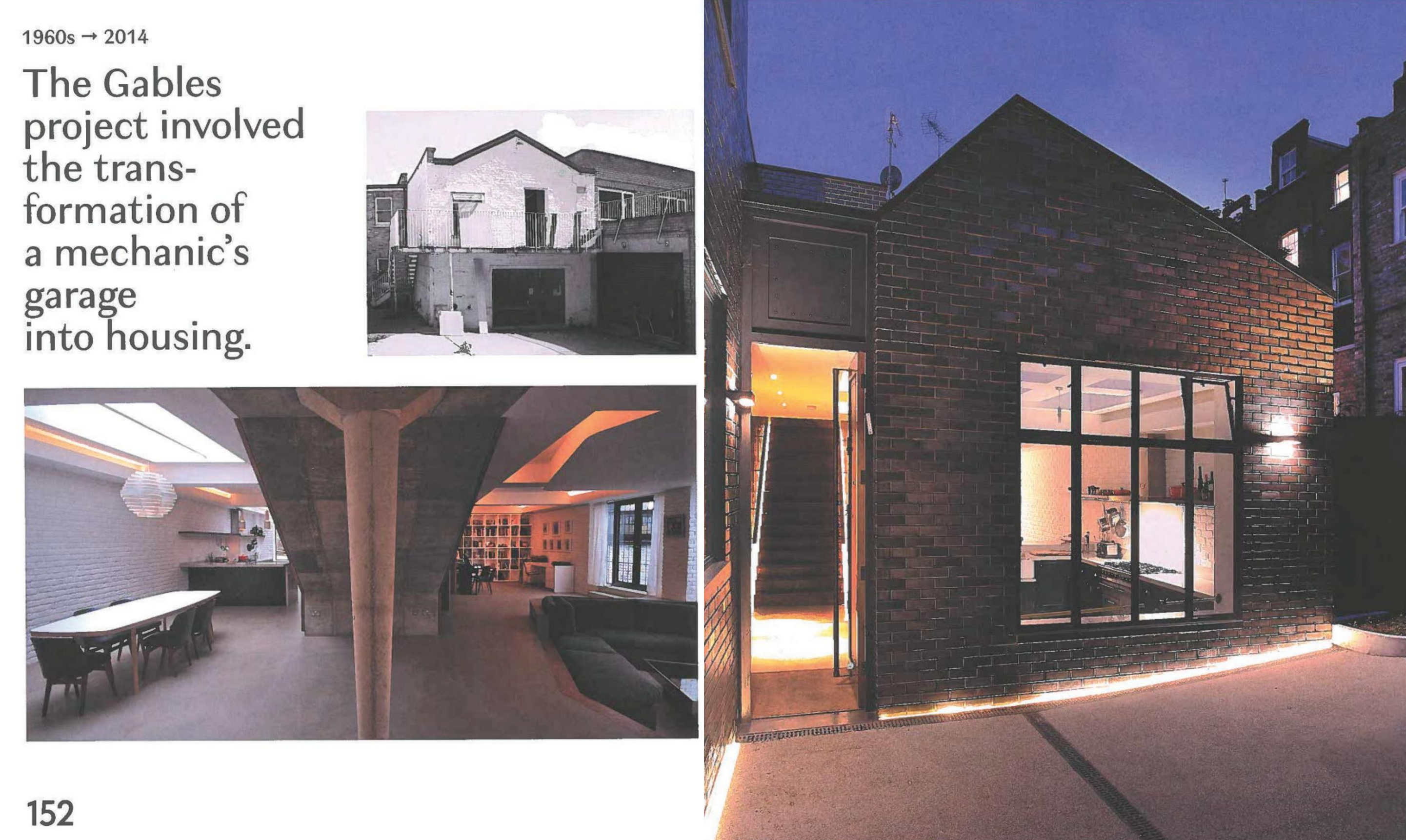 The Gables, publication: When a factory becomes a home