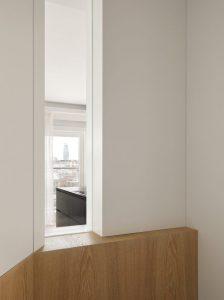 Penthouse, Durchblick innerhalb des Apartments