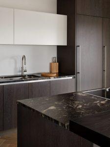 Penthouse, Küche Detail