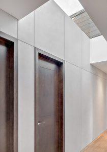 Loftausbau, Eingangshalle mit Oberlicht