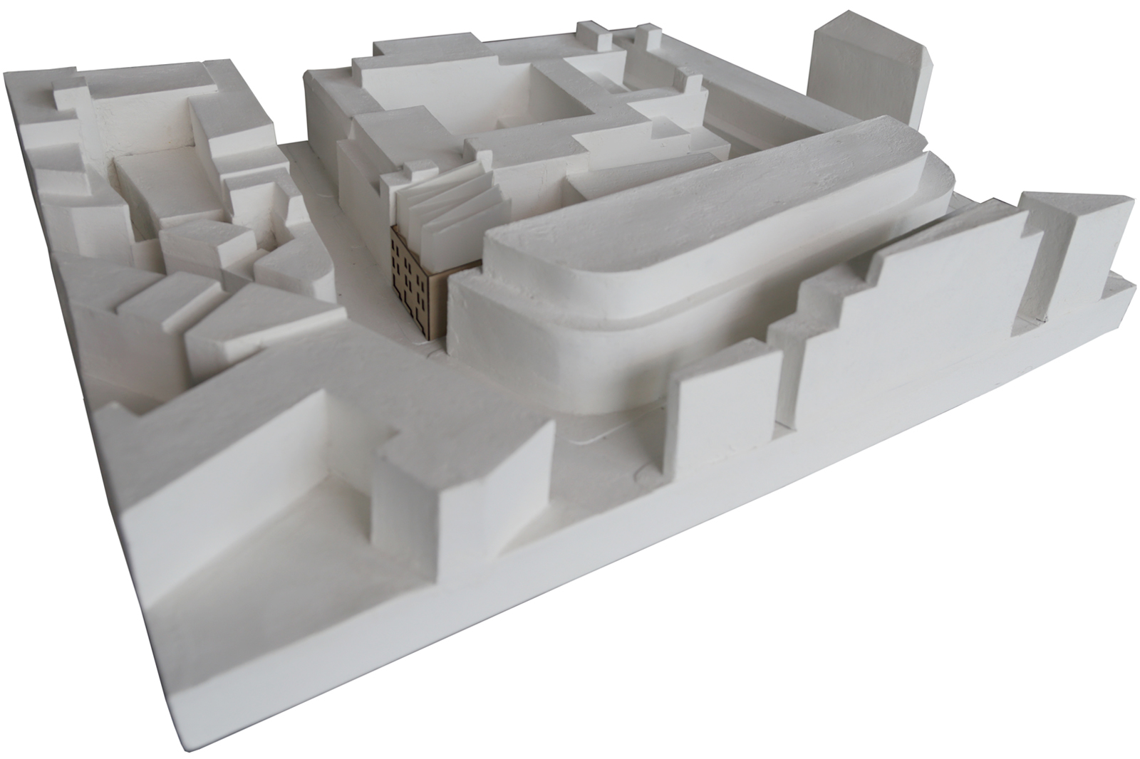 Srutton Street, design model