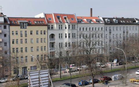 Reinickendorfer Straße 65 & 66, Straßenansicht