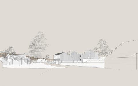 Wandelbarer Wohnungsbau, Entwurf und Kontext