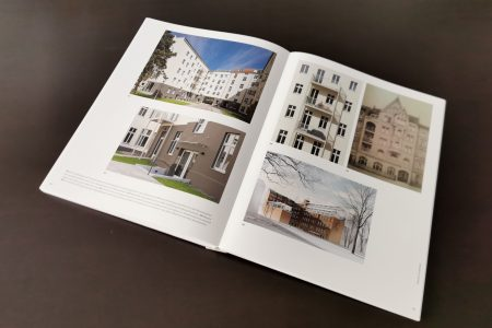 Living Future-oriented building, book pages 180 & 181