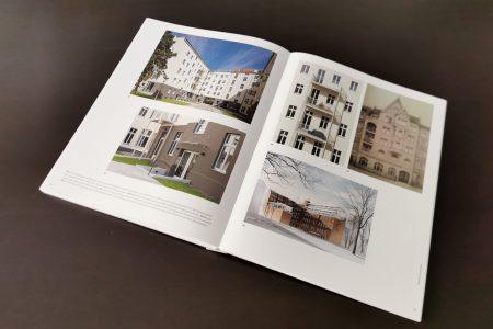 Wohnen Zukunftorientiertes Bauen, Buchseiten 180 & 181
