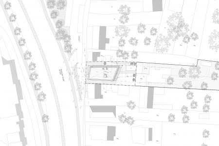 Rostocker Strasse, site plan