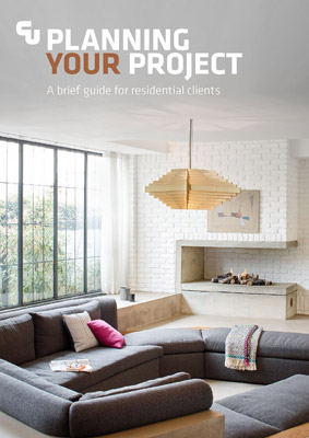 Patalab - Planning Your Project - A Brief Guide for Residential Clients