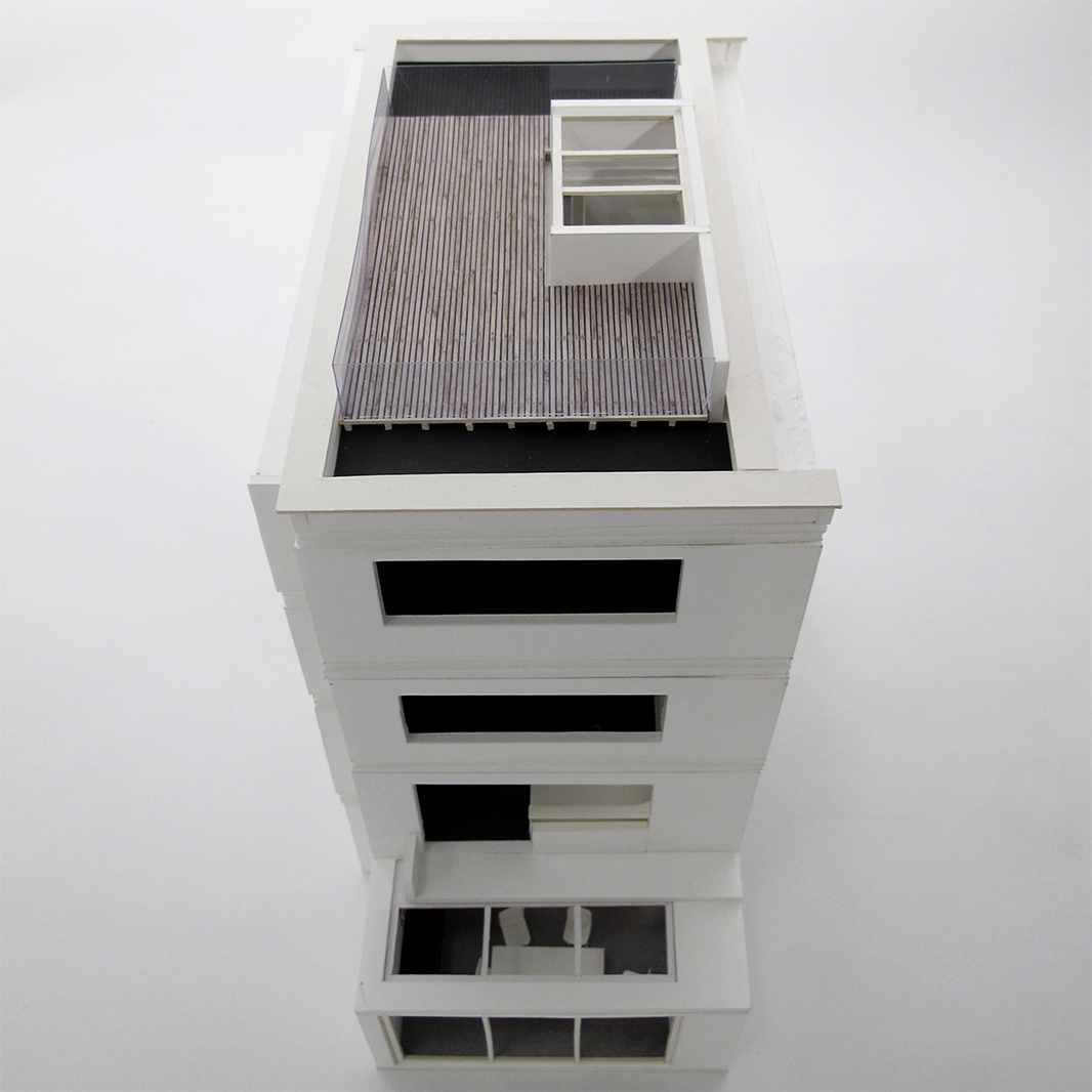 Eclectic House, model
