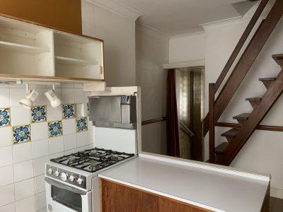 Hamilton Gardens Townhouse: kitchen