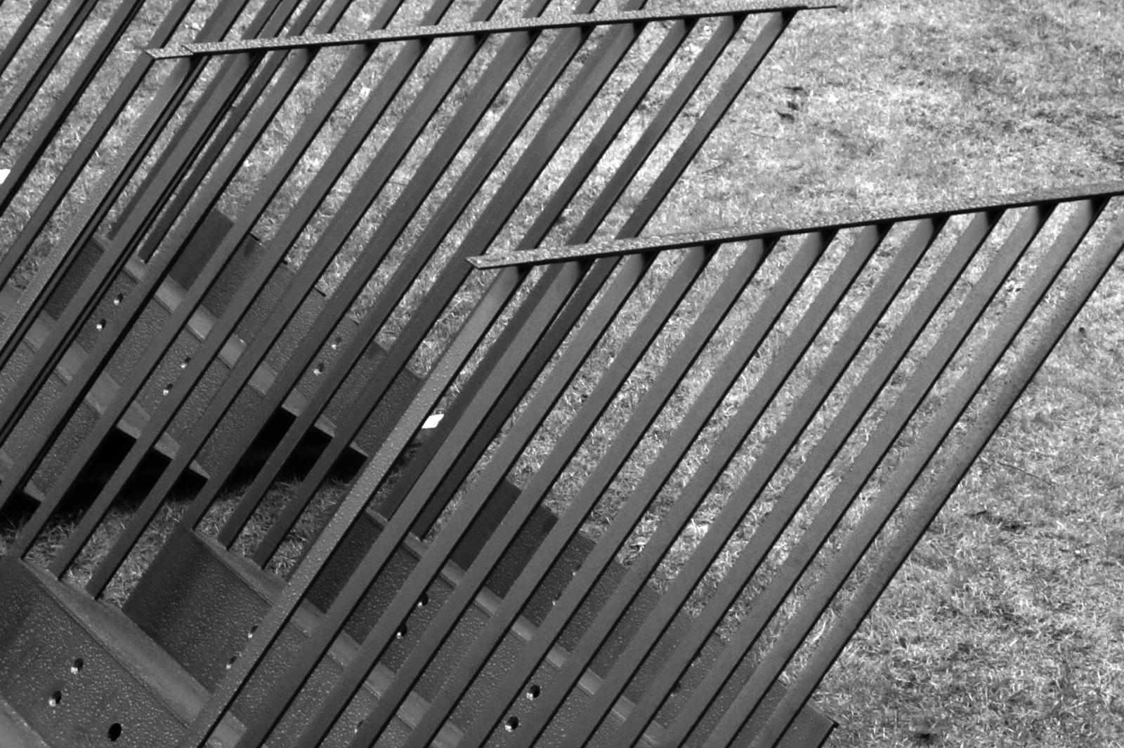 Gartentreppe Deutsche Botschaft, Segment