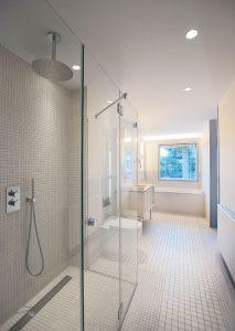 Eklektisches Haus, Badezimmer