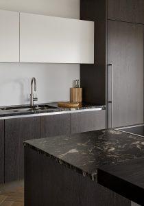 Kitchen detail EC1 Penthouse