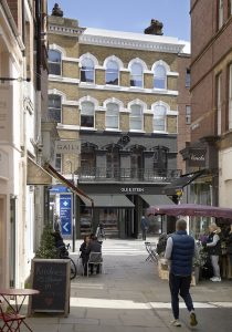 The Bird in Hand Hampstead: Street view