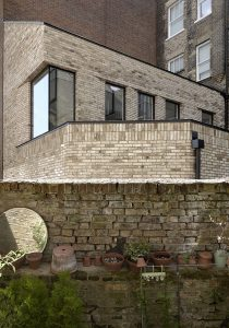 The Bird in Hand Hampstead: rear extension