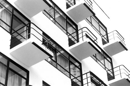 Architecture in a Post-Pandemic World: Bauhaus balconies
