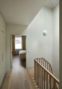Wandsworth Cottage: landing 1st floor