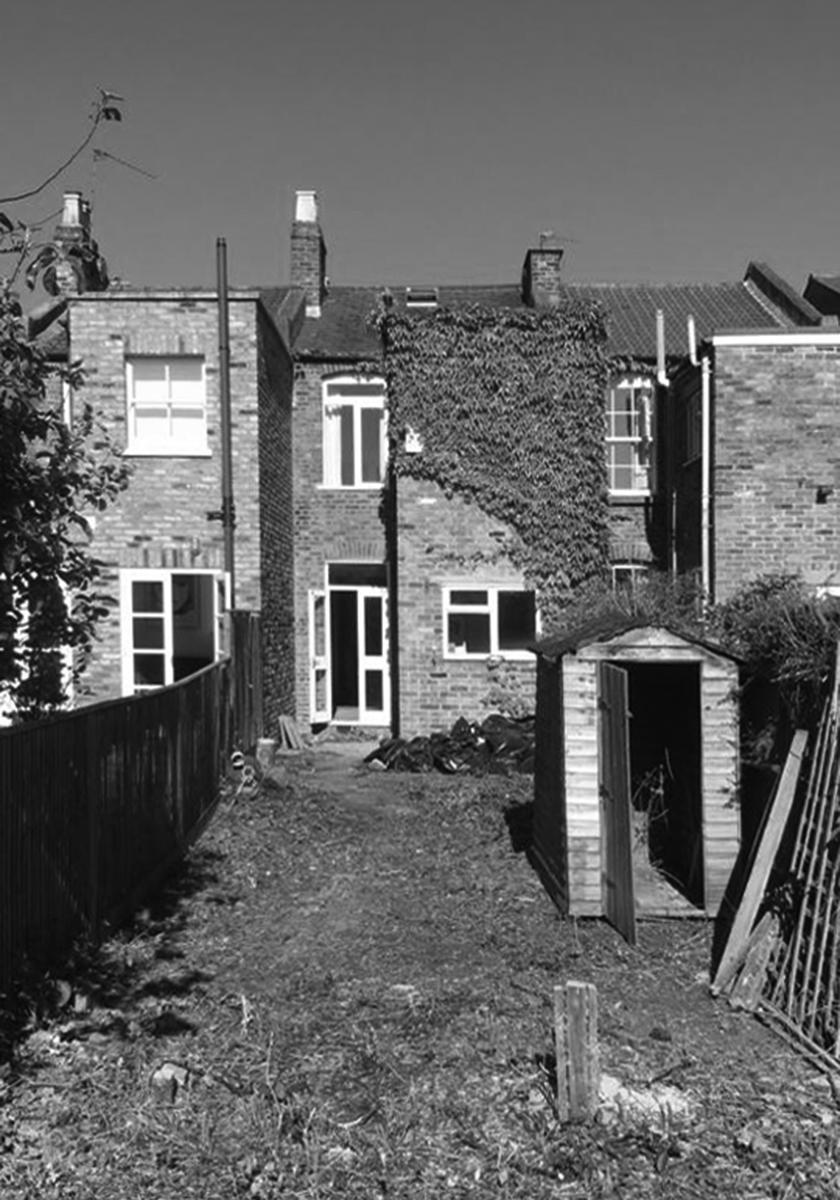 Wandsworth Cottage: prior construction
