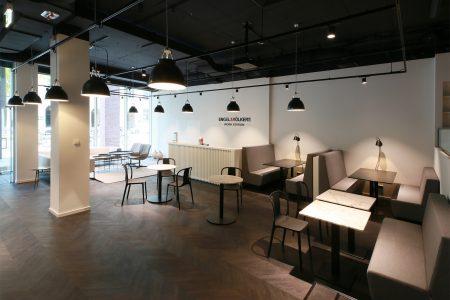 Coworking Hub: Eingangsbereich